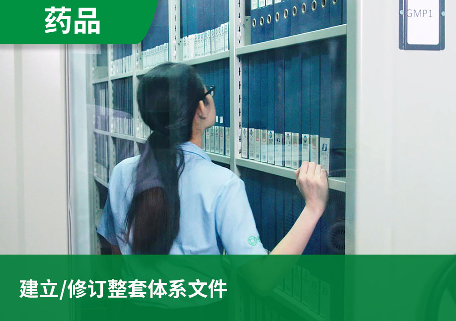 建立/修订整套体系文件